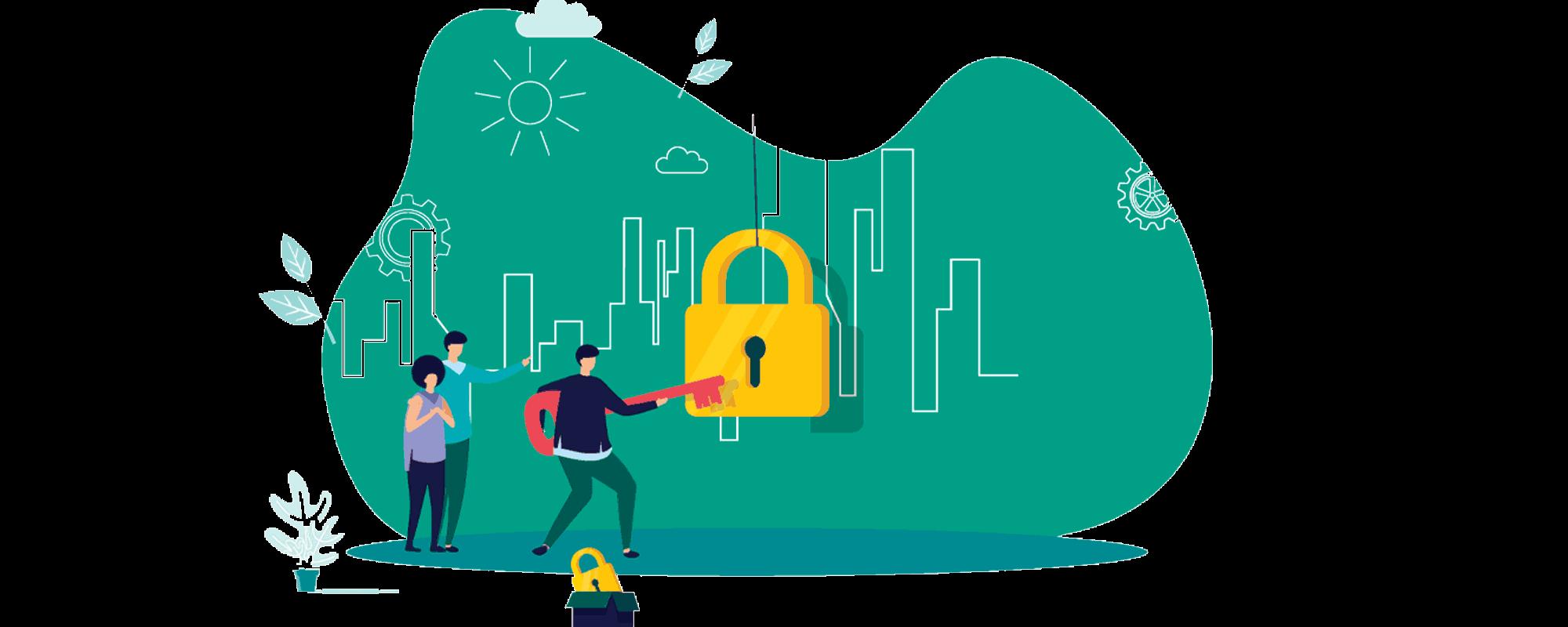 قفل گشایی اطلاعات-رمز گشایی اطلاعات